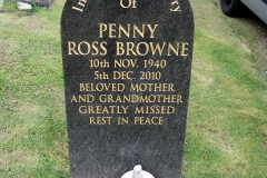 Penny Ross Browne 2010