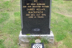 James Allan Mackenzie 1975
